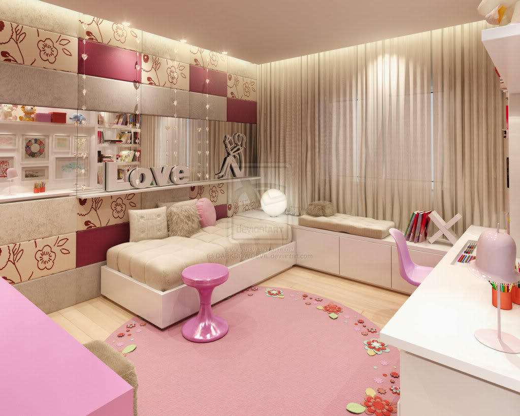 Impressive Teenage Girl Bedroom Ideas for Small Rooms 1024 x 819 · 112 kB · jpeg