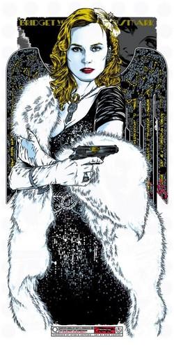 Quentin Tarantino wallpaper containing anime titled Bridget von Hammersmark