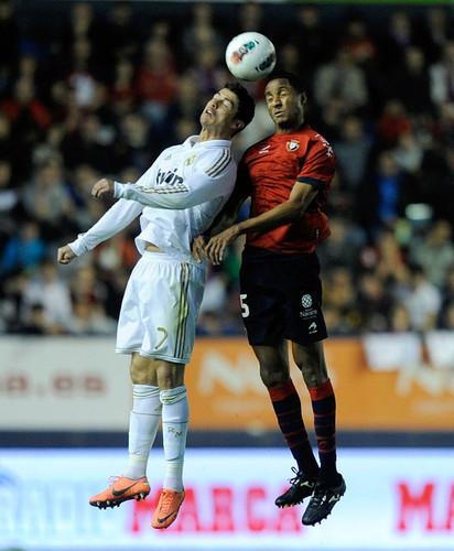 C. Ronaldo (Osasuna - Real Madrid)