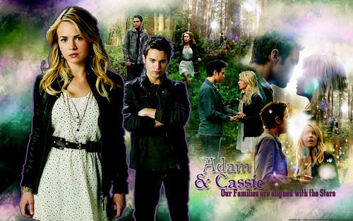 Cassie & Adam