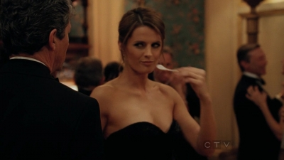 Kate Beckett پیپر وال probably with a portrait entitled قلعہ - 4x20