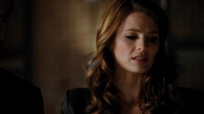 Kate Beckett Season 4 Hair