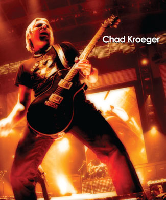 Chad Kroeger - nickelback Photo