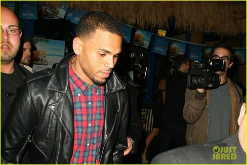 Chris Brown: iPhone Theft Case Still Under Investigation - chris-brown Photo