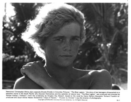Christopher Atkins