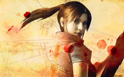 Resident Evil wallpaper titled Claire Redfield