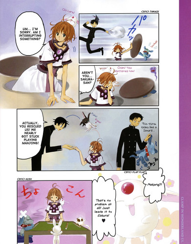 Clamp In Wonderland Ex (White) - page 3