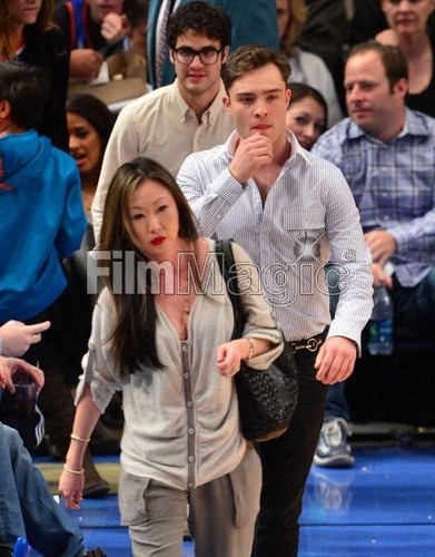 Cleveland Cavaliers vs. New York Knicks Game (March 31, 2012).