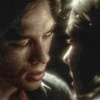 Damon&Elena-The Murder of One - the-vampire-diaries-tv-show Icon