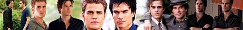 Damon&Stefan Banner