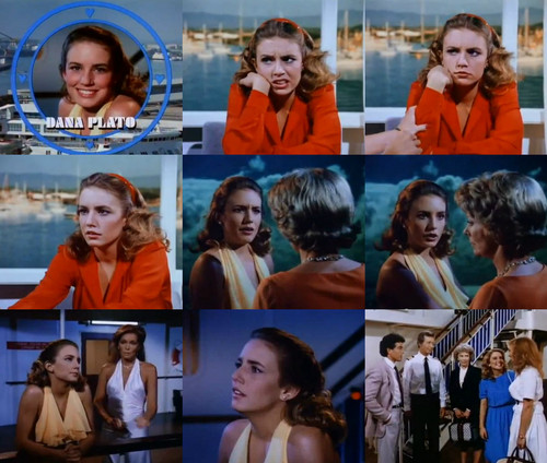 Dana Plato on The Liebe boot