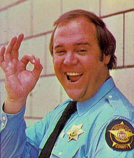 Deputy Cletus Hogg