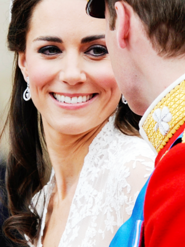 Dutchess Catherine and Prince William