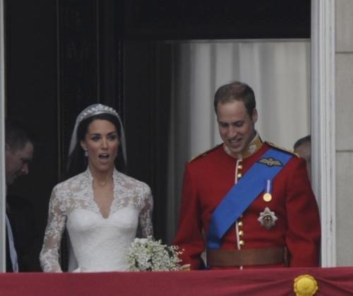 Dutchess Catherine and Prince William