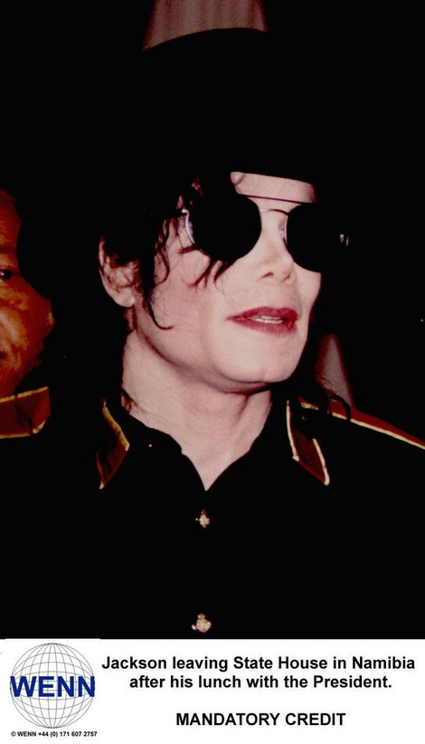 EVEN WHEN I'M ASLEEP I'M LOVING anda BEAUTIFUL MICHAEL