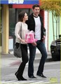 Emily Blunt & John Krasinski: Toy Shop Stop - emily-blunt photo