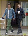 Emily VanCamp & Josh Bowman: Kiss Kiss! - emily-vancamp photo