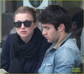 Emily VanCamp &amp; Josh Bowman: Kiss Kiss! - emily-vancamp photo