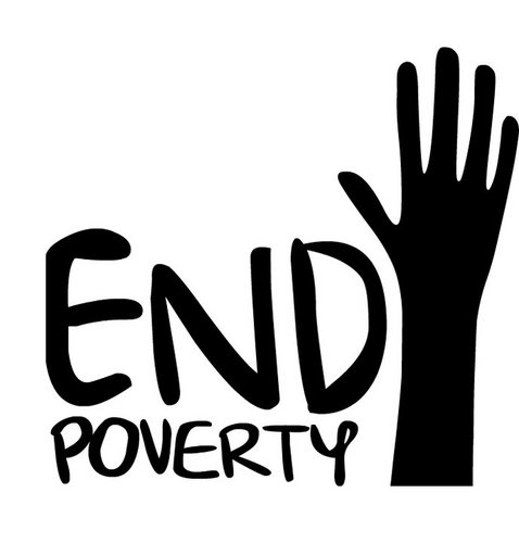 End the poverty