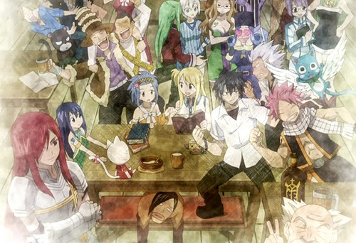 Fairy Tail karatasi la kupamba ukuta called FAIRY TAIL