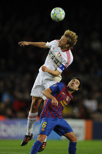 FC Barcelona (7) v Bayer 04 Leverkusen (1) - UEFA Champions League