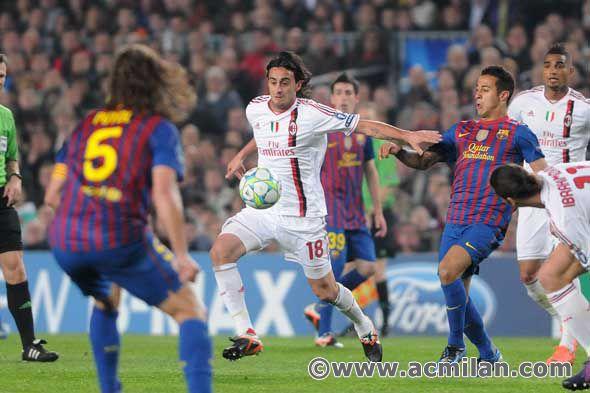 Fc Barcelona Vs Ac Milan 3 1 Uefa Champions League 2011 2012 Ac Milan Image 30296008 Fanpop Page 3