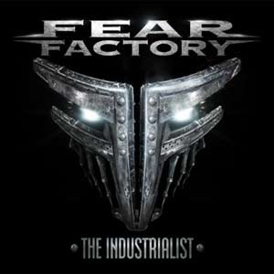 Fear Factory fondo de pantalla containing a breastplate called Fear Factory The Industrialist Cover