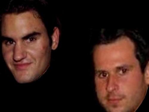 Federer and Mateasko black