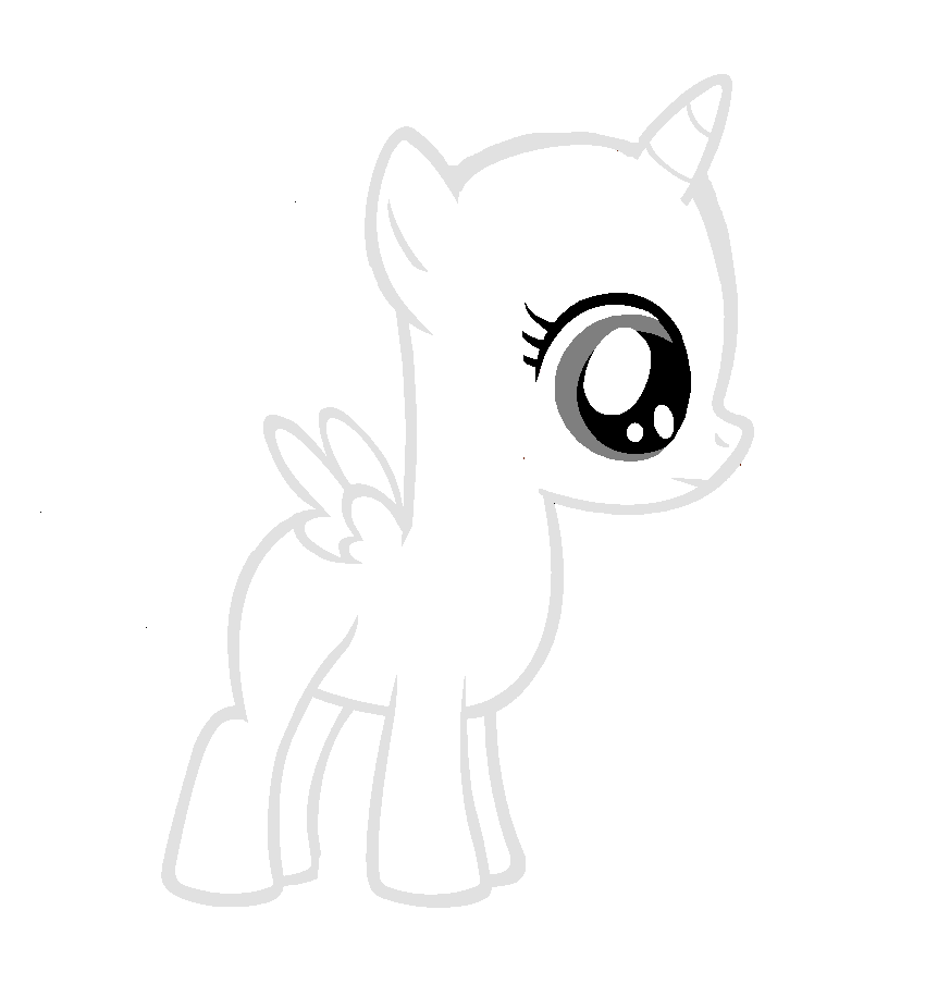 Free poni, pony base