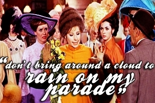 Classic Movies wallpaper entitled Funny Girl