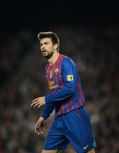 G. Pique (Barcelona - Athletic)