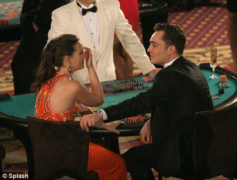 Gossip Girl Set - March 30, 2012