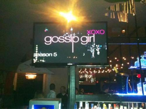 Gossip Girl embrulho, envoltório Party (March, 31)