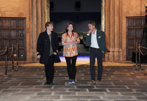 HP Leavesden Tour Photocall - March 31, 2012