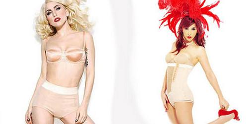 Hande Yener ,Lady Gaga