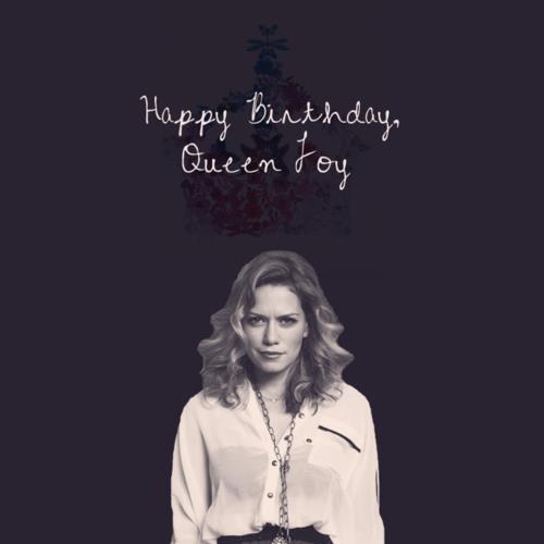 Happy Birthday Beth <3