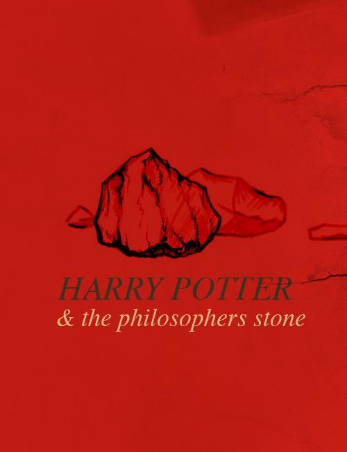 ハリーポターと賢者の石のポスター 壁紙