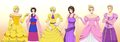 Hetalia: Disney Princesses - hetalia photo