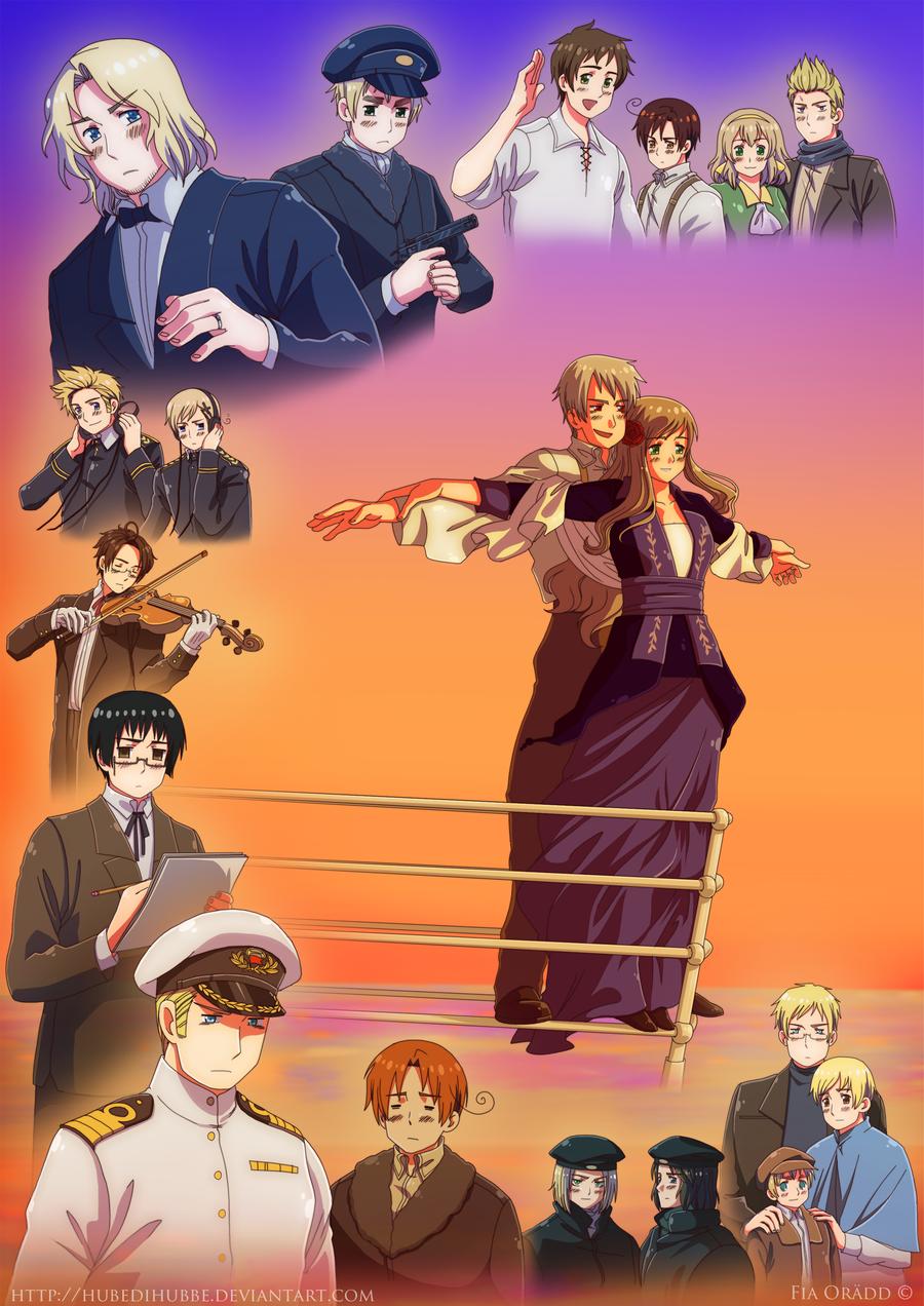 Hetalia: Titanic