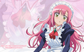 Hinagiku as Maid - hayate-the-combat-butler wallpaper