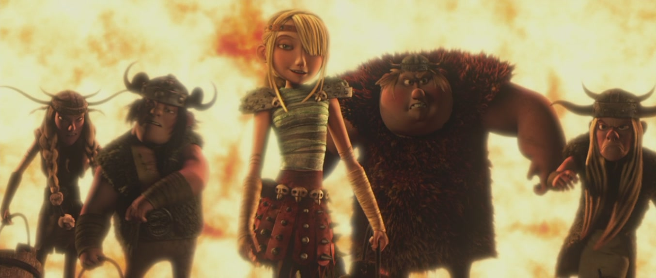 How To Train Your Dragon 2010 Astrid