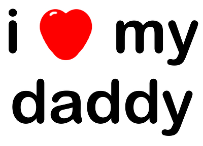Wallpaper I Love You Daddy : Parents Suck (but we love them anyway) images I love dad wallpaper and background photos (30266512)
