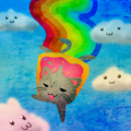 I think it might be Evil - nyan-cat photo