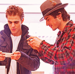 Ian and Paul - paul-wesley-and-ian-somerhalder icon