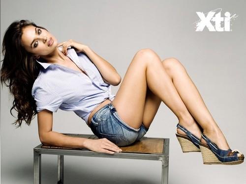 "Irina Shayk for ""Xti"" - (2012)"