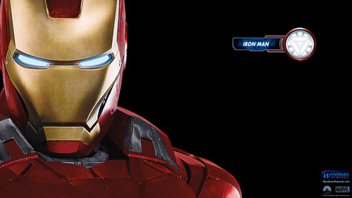 The Avengers Hintergrund entitled Iron Man
