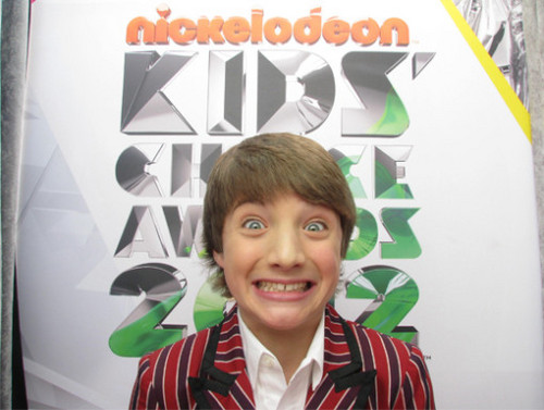 Jake Short in the KCA تصویر Booth