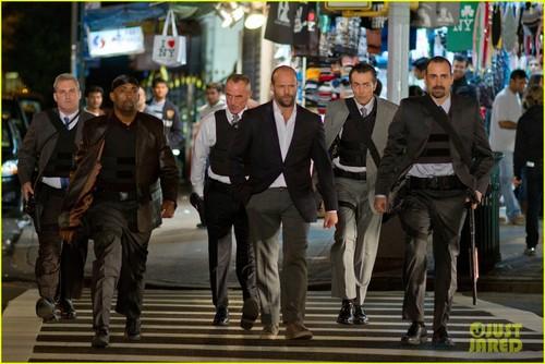 Jason Statham: New 'Safe' TV Spot & Stills