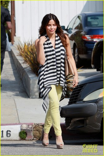 Jenna Dewan: 'Fashion Star' Fan!