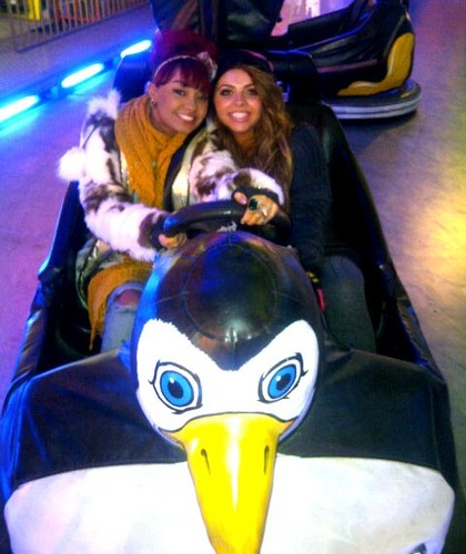 Jesy and Leigh-Anne! <3